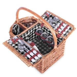 Outdoor Picnic Basket Sets