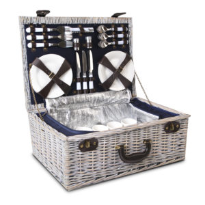 6 Person Picnic Basket Sets